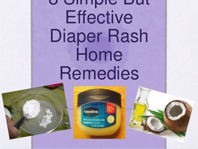 Diaper Rash Home Remedies 8 Simple But Effective Diaper