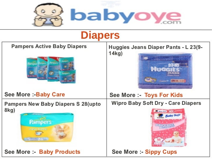 Diapers  Pampers Active Baby Diapers        Huggies Jeans Diaper Pants - L 23(9-                                     14kg)...