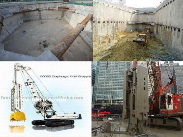 IS 14344 : 1996 DESIGN AND CONSTRUCTI-ON OF DIAPHRAGMS FOR UNDER-SEEPAGE CONTROL - CODE OF PRACTICE Which code to use?