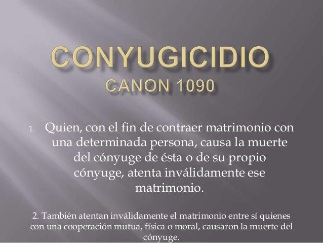 Matrimonio Catolico Nulidad : Nulidad del matrimonio catolico conyugicidio
