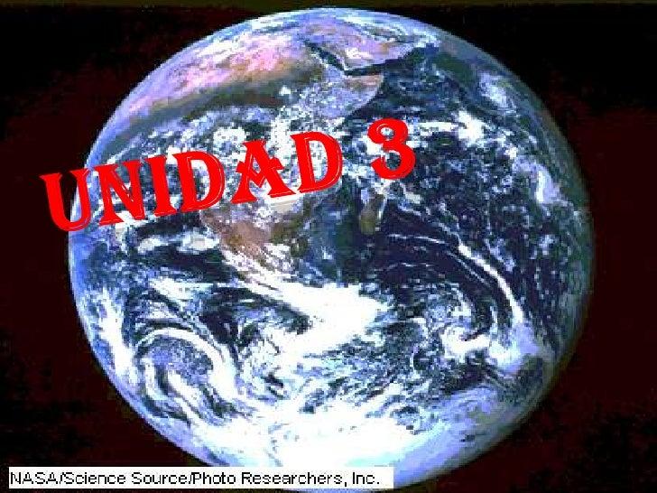 UNIDAD 3<br />