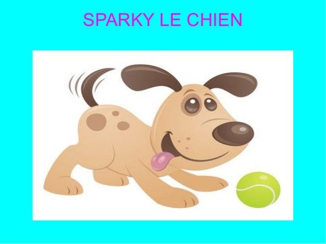 SPARKY LE CHIEN