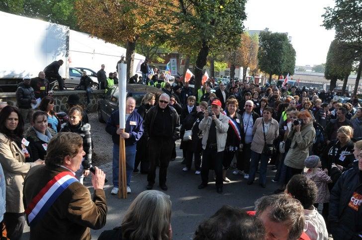 Manifestation Ivry jeudi 14 octobre 2010