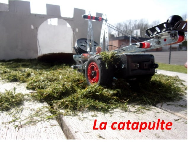 La catapulte