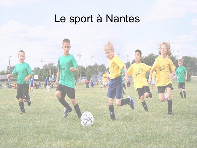 Le sport à Nantes