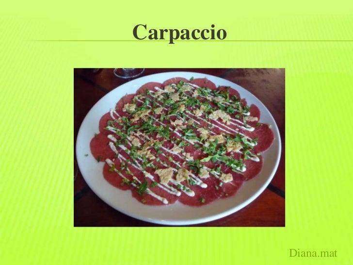 Carpaccio            Diana.mat