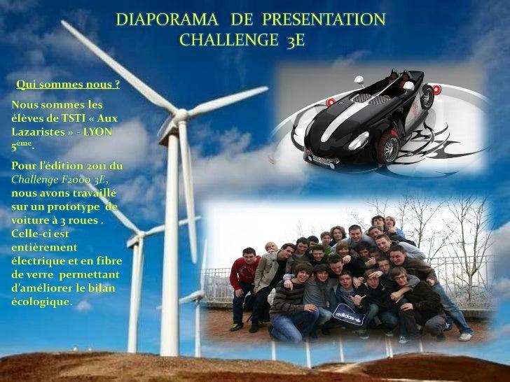 EEE - 2011 - 03 - Lazaristes - Lyon Slide 1