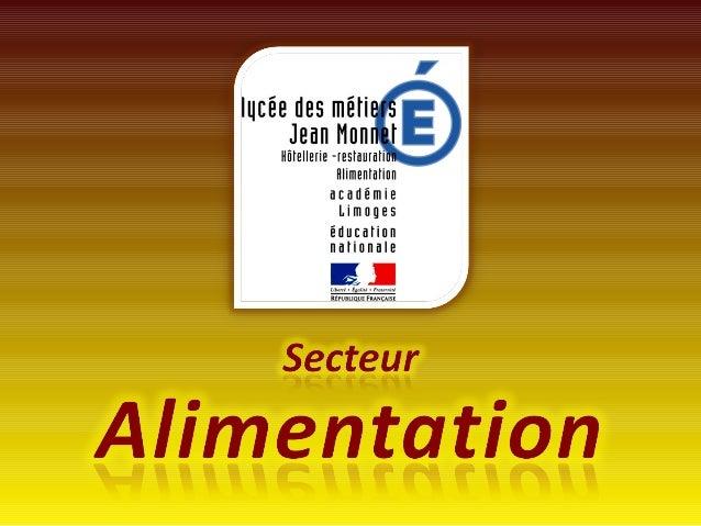 Bac Professionnel Boulanger  Pâtissier      Présentation réalisée par Pierre Emmanuel Primault - PLP Pâtisserie