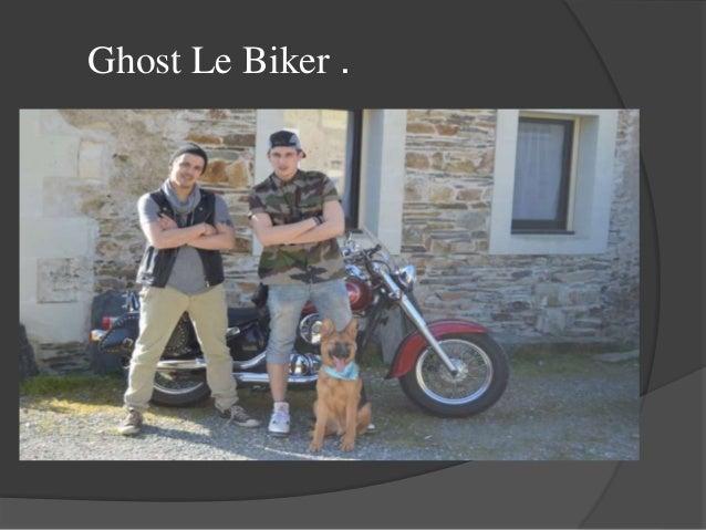 Ghost Le Biker .