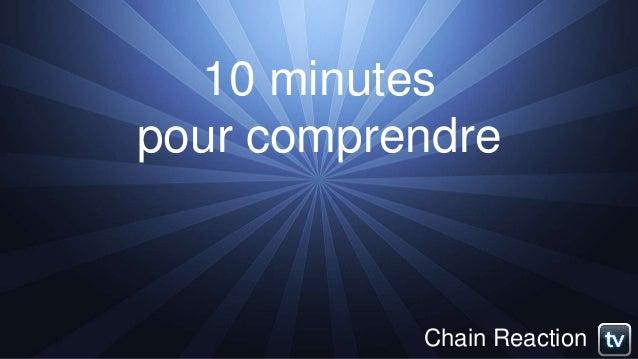 10 minutes pour comprendre Chain Reaction