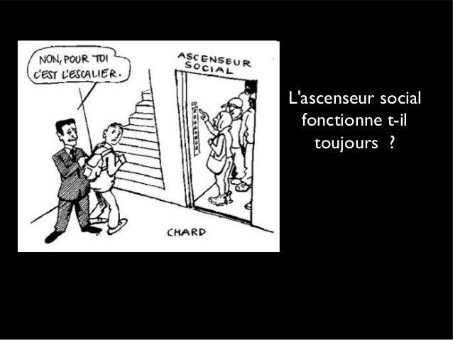Diapo chap 5 mobilit sociale 2013 for Chambre sociale 13 mars 2013