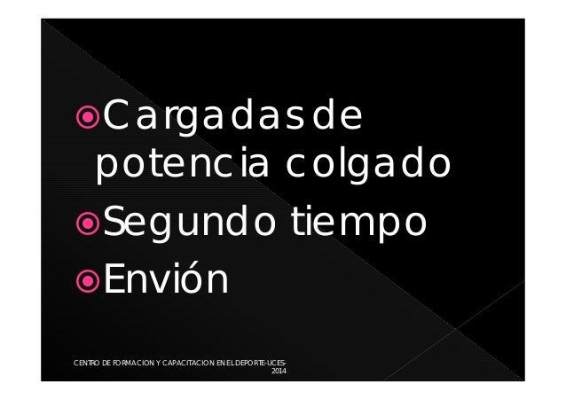 CENTRO DE FORMACIÓN Y CAPACITACIÓN EN EL DEPORTE.