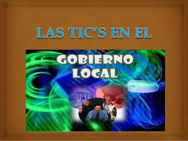 CONCEPTO DE TECNOLOGÍAS DE LAINFORMACIÓN Y LAS COMUNICACIONES:Se denominan Tecnologías de la Información y lasComunicacio...