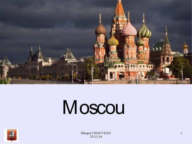 Margot CHAUVEAU  25/11/14  1  Moscou