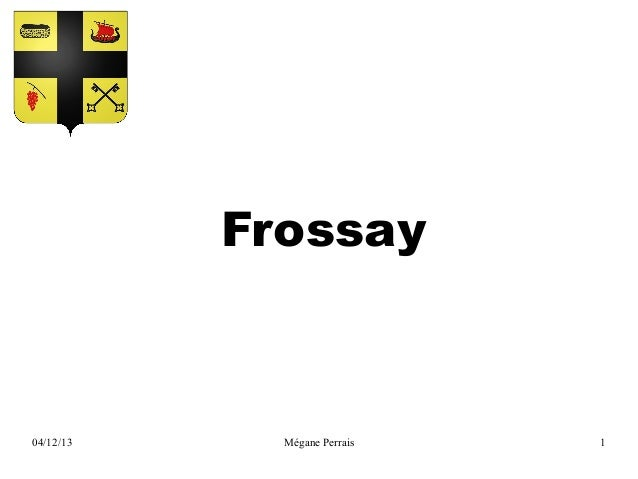 Frossay  04/12/13  Mégane Perrais  1