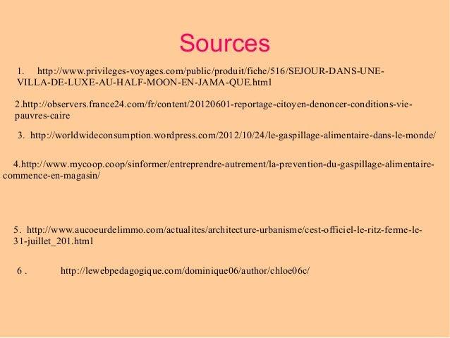 Sources 2.http://observers.france24.com/fr/content/20120601-reportage-citoyen-denoncer-conditions-vie- pauvres-caire 3. ht...