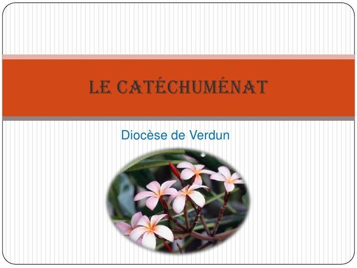 Diaporama Catéchuménat