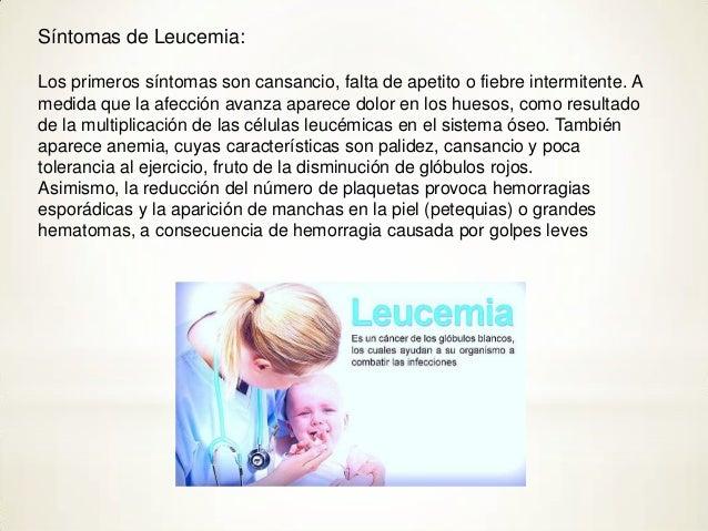 Tipos de Leucemia:Existen cuatro tipos principales de leucemia, denominados en funciónde la velocidad de progresión y del ...