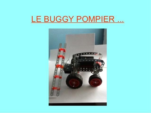 LE BUGGY POMPIER ...