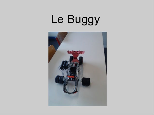 Le Buggy