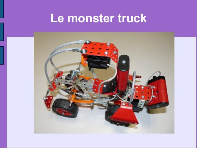 Le monster truck