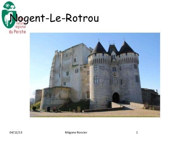 Nogent-Le-Rotrou  04/12/13  Mégane Roncier  1