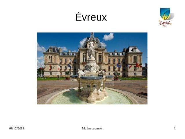 Évreux  09/12/2014 M. Lecoconnier 1