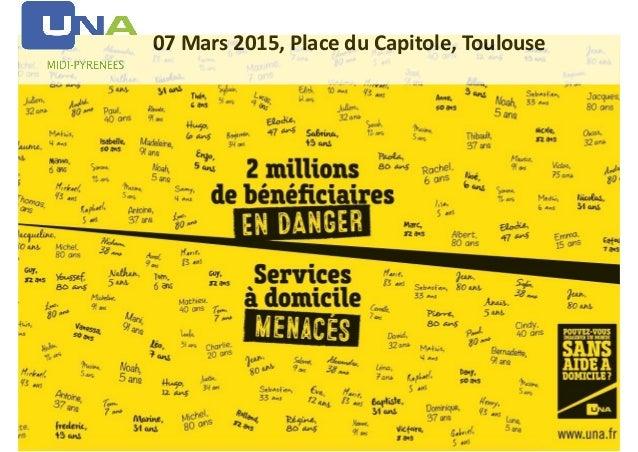 07  Mars  2015,  Place  du  Capitole,  Toulouse