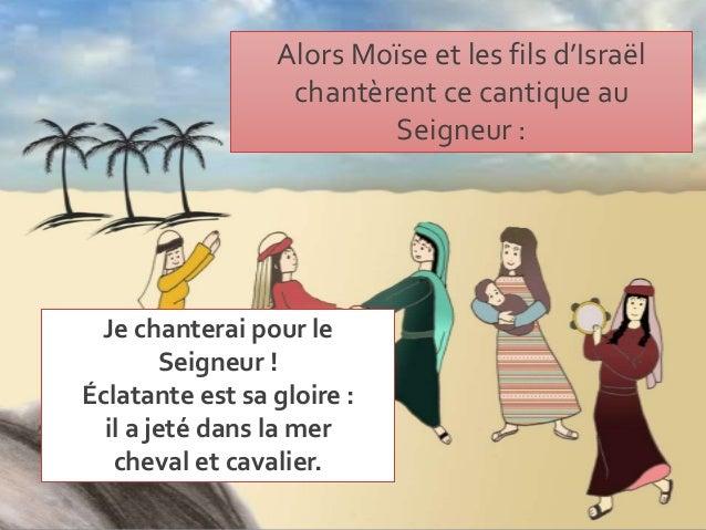 Le passage de la Mer Rouge par Moïse (Nouvelle traduction)