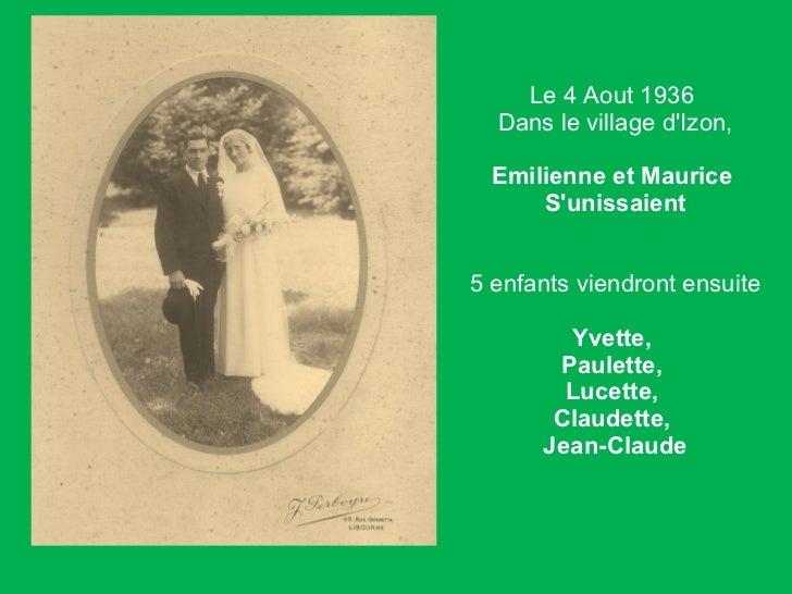 diaporama 40 ans de mariage - 40 Ans De Mariage Noce De