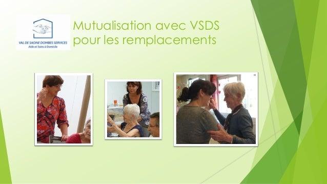 Mutualisation avec VSDS pour les remplacements