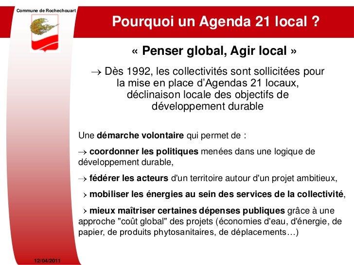 Diaporama Agenda 21 Comité de Pilotage Slide 3
