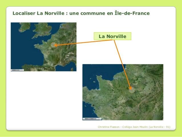La Norville : une commune de l'aire urbaine d'Arpajon Slide 2