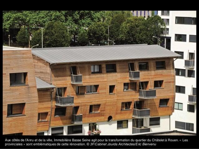 diaporama hlm innovation architecturale n 1. Black Bedroom Furniture Sets. Home Design Ideas