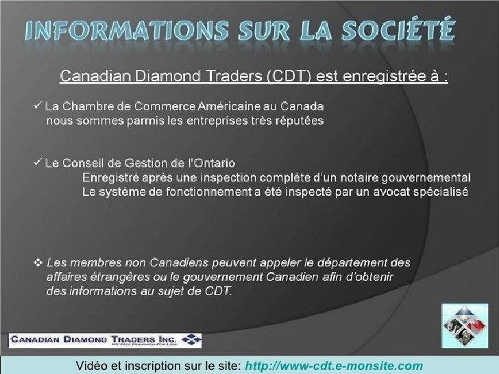 Diaporama Cdt Slide 2