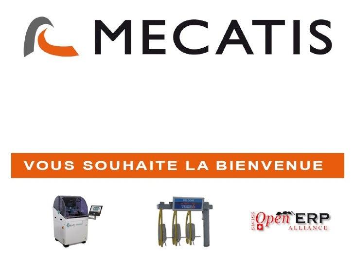 Présentation MECATIS