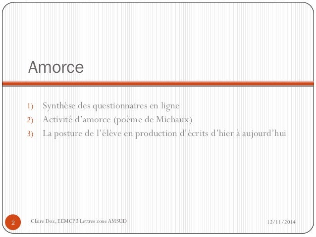 phrase d amorce