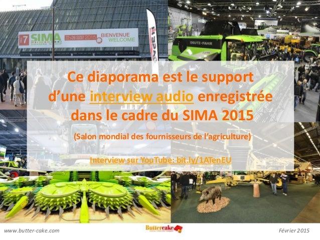 Enjeux numériques de l'agriculture: interview Mehdi Siné, Arvalis par Youmna Ovazza Slide 2