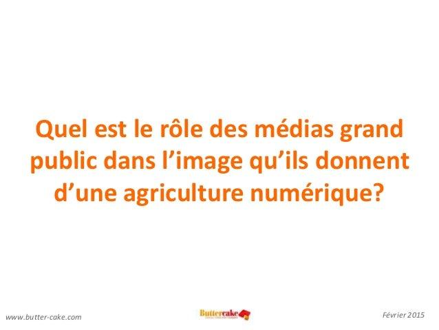 Enjeux numériques de l'agriculture: interview Mehdi Siné, Arvalis par Youmna Ovazza Slide 34