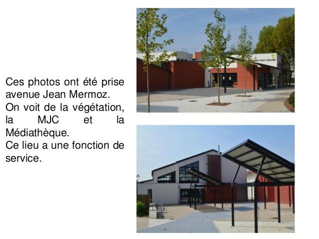 Ces photos ont été prise place François Mitterrand. Au premier plan on voit un tabac et un fleuriste et une pharmacie. Au ...