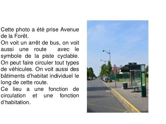Cette photo a été prise à la Grande Borne Au premier plan on voit des routes avec des voitures et des bus. Au deuxième pla...
