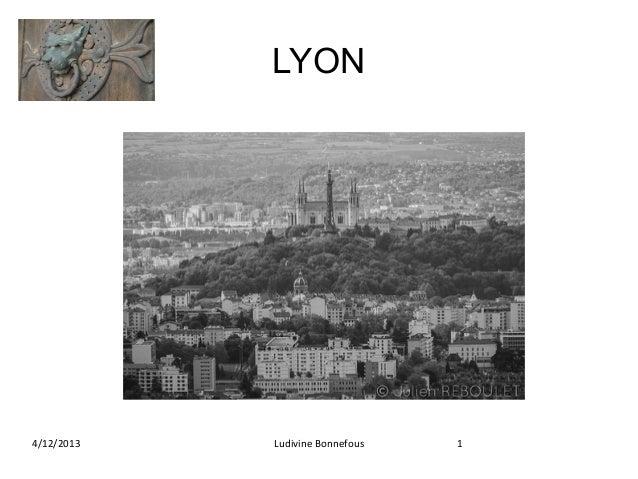 LYON  4/12/2013  Ludivine Bonnefous  1