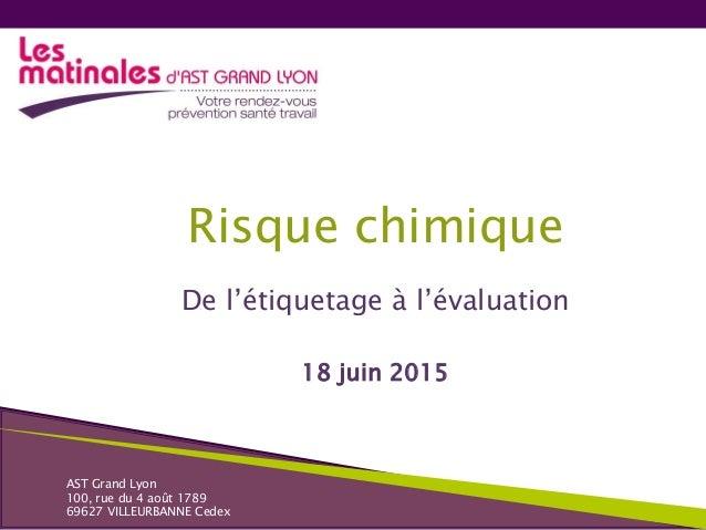 Rhône Prévention Santé Travail AST Grand Lyon / AGEMETRA Organisme habilité Intervenant en Prévention des Risques Professi...