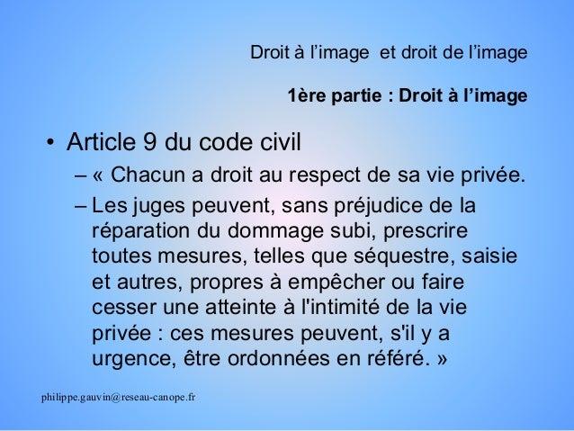 Conf rence responsabilit des enseignants et usages des - Article 678 du code civil ...