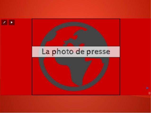 Savoir lire une photo de presse