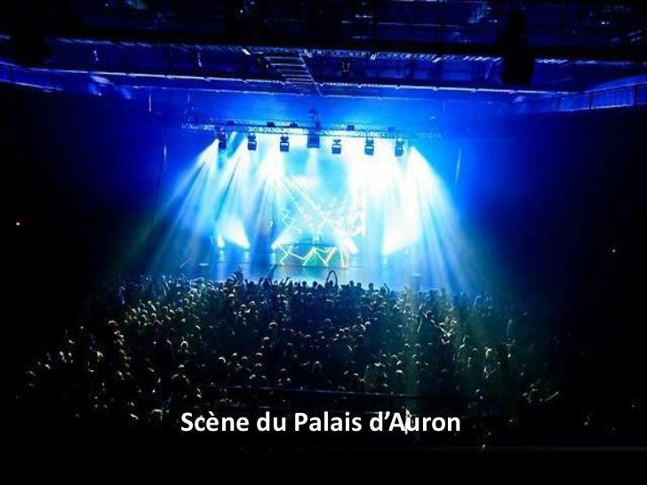Scène du Palais d'Auron