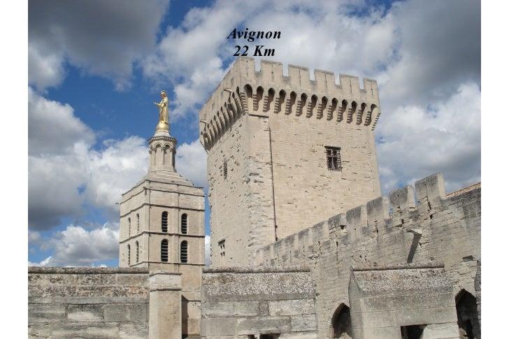 Avignon 22 Km