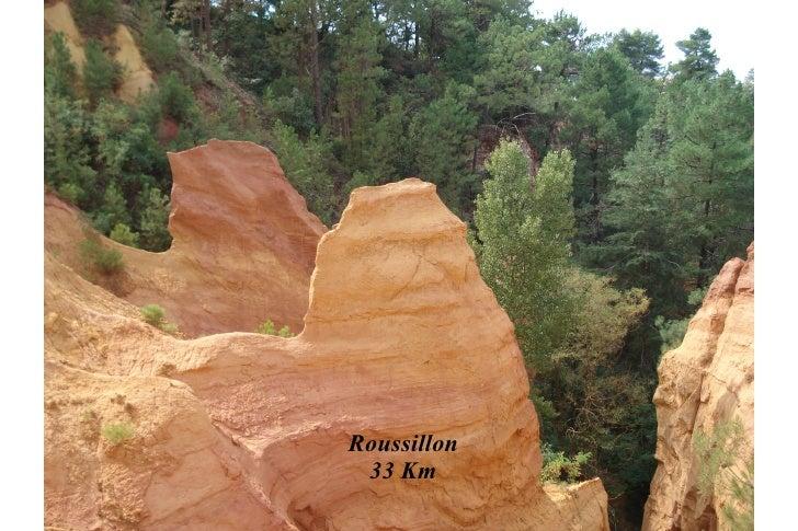 Roussillon 33 Km