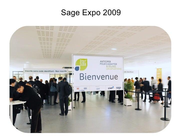 Sage Expo 2009