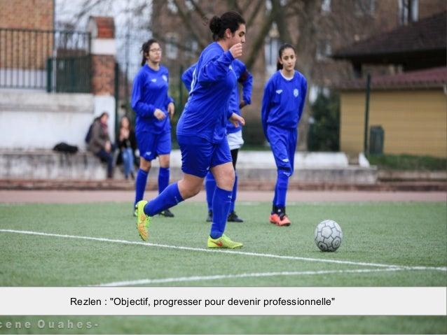 """Rezlen : """"Objectif, progresser pour devenir professionnelle"""""""